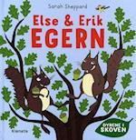 Else & Erik Egern (Dyrene i skoven)