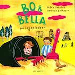 Bo & Bella på legepladsen