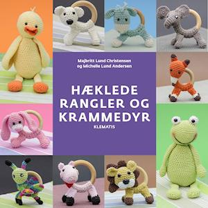majbritt christensen – Hæklede rangler og krammedyr fra saxo.com
