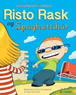 Risto Rask og Spaghettihår af Tiina Nopola, Sinikka Nopola