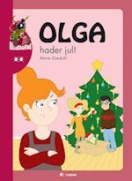 Olga hader jul! (Billebøgerne Olga serien)