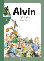 Alvin på ferie (Alvin serien Billebøgerne)