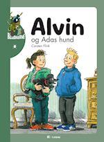 Alvin og Adas hund (Alvin serien Billebøgerne)