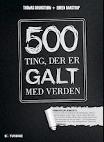 500 ting, der er galt med verden