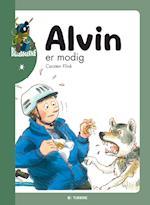 Alvin er modig (Alvin serien Billebøgerne)