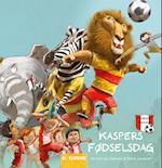 Kaspers fødselsdag (Fodboldbanden, nr. 4)