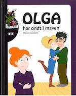 Olga har ondt i maven (Billebøgerne Olga serien)