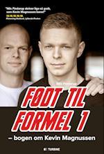 Født til formel 1 - bogen om Kevin Magnussen