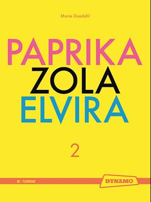 Paprika, Zola, Elvira