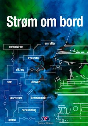 Bog, hæftet Strøm om bord af Andrew Simpson