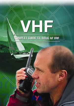 Bog, paperback VHF håndbog af Tim Barlett