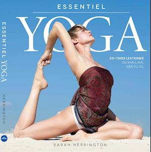 sarah herrington Essentiel yoga-sarah herrington-bog på saxo.com