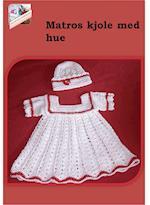 Matros kjole med hue