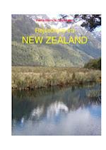 Rejsebøger fra New Zealand og Australien - Bind 1