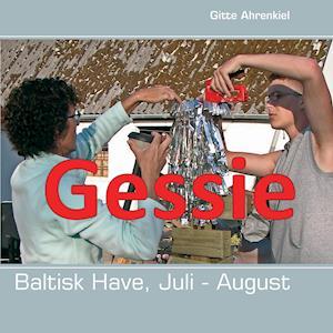 Baltisk Have Juli - August af Gitte Ahrenkiel