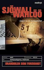 Brandbilen som forsvandt af Maj Sjöwall, Per Wahlöö