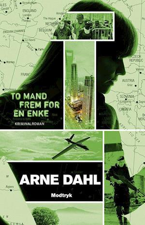 Bog, indbundet To mand frem for en enke af Arne Dahl