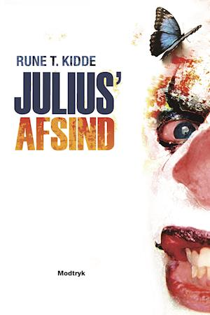 Billede af Julius' afsind-Rune T Kidde-Lydbog
