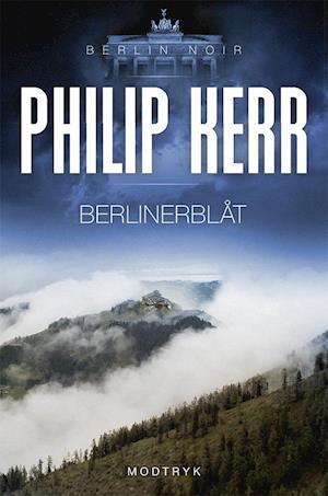 Bog, hæftet Berlinerblåt af Philip Kerr