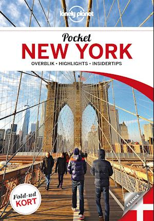 Bog hæftet Pocket New York af Lonely Planet