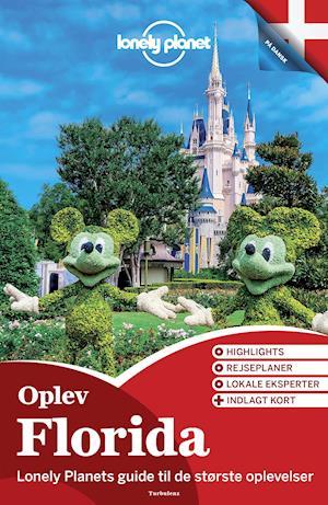 Bog hæftet Oplev Florida af Lonely Planet