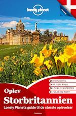 Oplev Storbritannien (Lonely Planet)