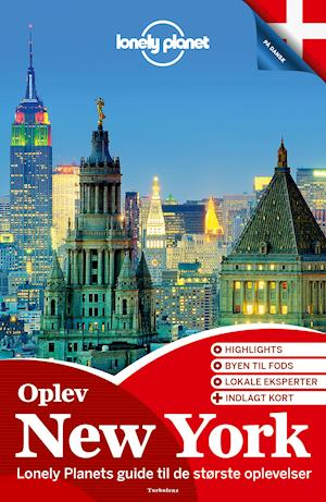 Oplev New York (Lonely Planet) af Lonely Planet
