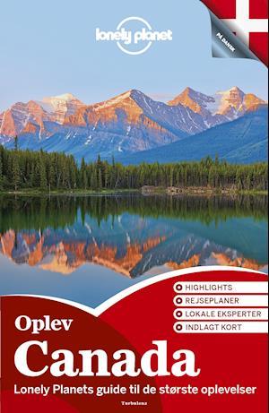 Billede af Oplev Canada-Lonely Planet-E-bog