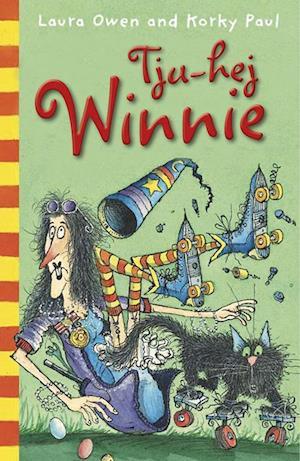Bog, hæftet Tju-hej Winnie af Laura Owen