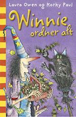 Winnie ordner alt (Winnie Wilbur)