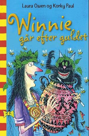 Bog hæftet Winnie går efter guldet af Laura Owen