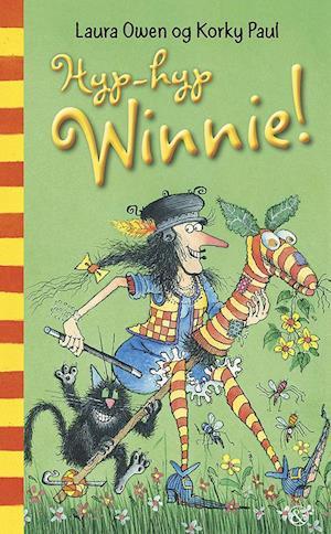 Hyp-hyp Winnie!