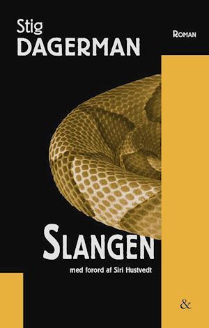 Bog hæftet Slangen af Stig Dagerman