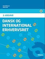 Dansk og international erhvervsret