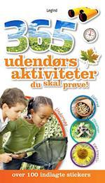 365 udendørs aktiviteter du skal prøve!