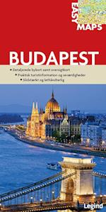 Easy Maps - Budapest (Easy Maps Byer)