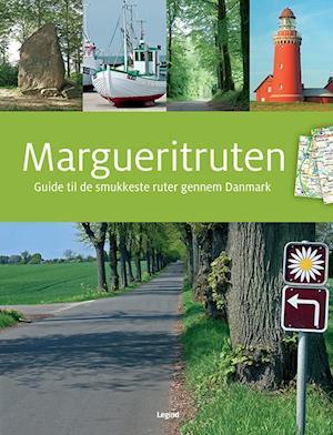 Bog, hæftet Margueritruten af Jørgen Hansen