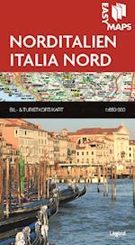 Easy Maps - Norditalien