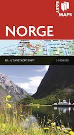 Easy Maps - Norge (Easy Maps Lande og regioner)