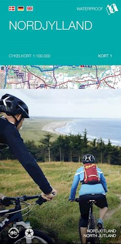 Cykelkort #1 Nordjylland