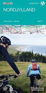 Cykelkortserie Danmark 1: Nordjylland