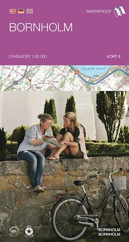 Cykelkort #8 Bornholm