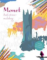 Anti stress-malebog: Monet