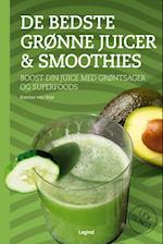 De bedste grønne juicer & smoothies
