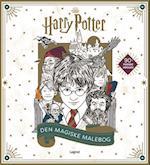 Harry Potter - Den magiske malebog
