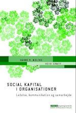 Social kapital i organisationer (Erhvervspsykologiserien)