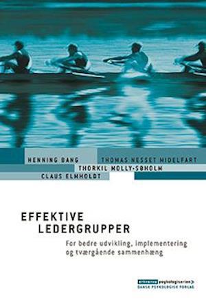 Effektive ledergrupper af Claus Elmholdt, Henning Bang, Thomas Nesset Midelfart