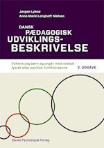 Dansk pædagogisk udviklingsbeskrivelse - voksne (og børn og unge) med nedsat fysisk eller psykisk funktionsevne
