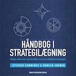 Håndbog i strategilægning
