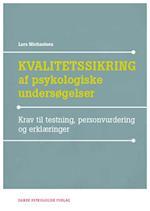 Kvalitetssikring af psykologiske undersøgelser